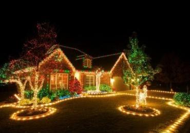 Noël : concours des maisons illuminées