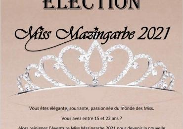 Concours : miss Mazingarbe